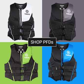 Shop Yamaha Lifejackets