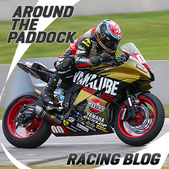 Yamalube Racing Blog