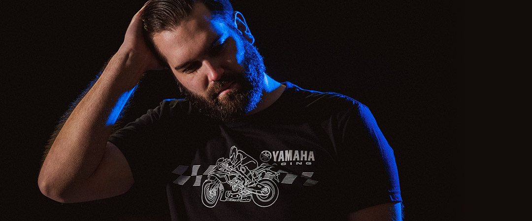 Men's Yamaha Apparel