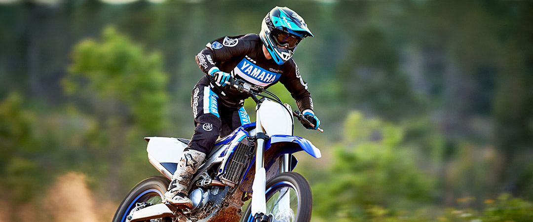 Yamaha Off-Road Riding Gear