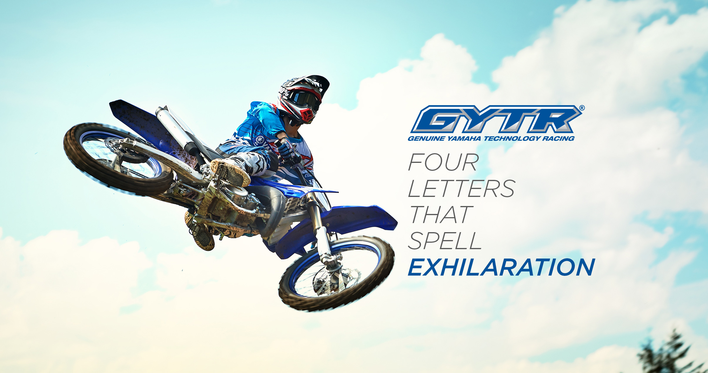 Genuine Yamaha Technology Racing (GYTR) Performance Products