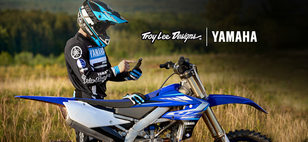 Troy Lee Designs X Yamaha Collection